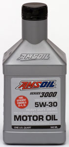 5W-30 AMSOIL SSO Heavy Duty Diesel Synthetic Motor Oil